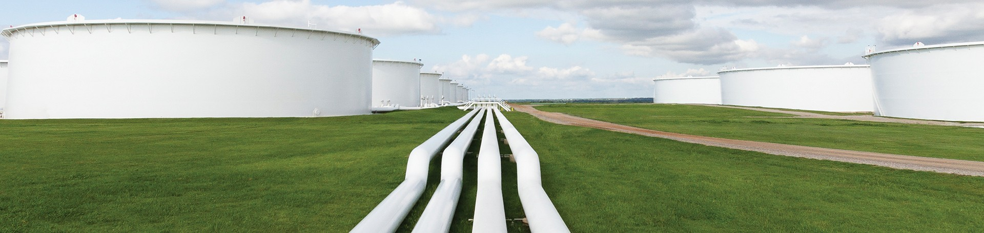 Plains safely operates 8 crude-by-rail terminals throughout the U.S.
