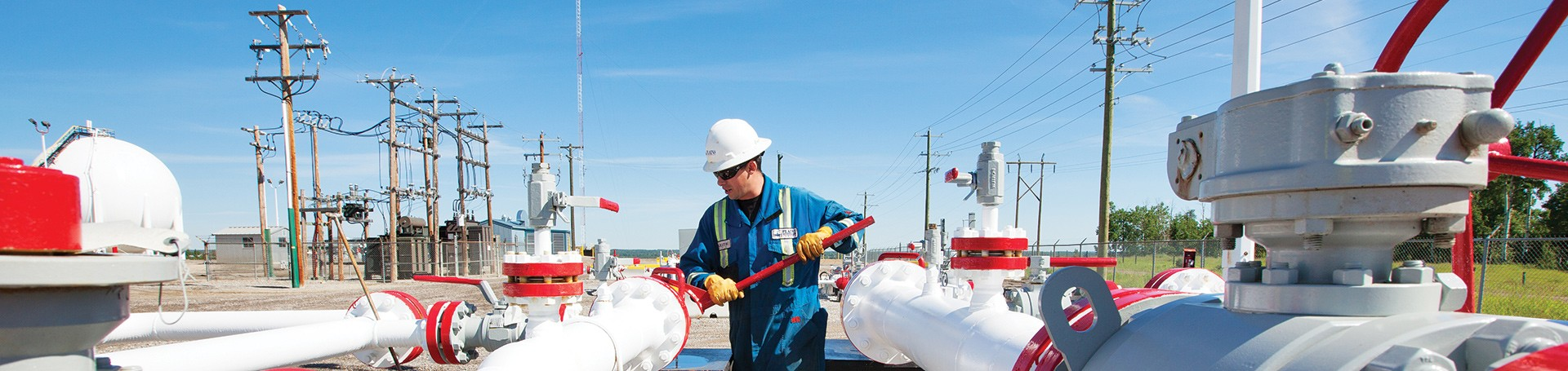 At Plains, the safety of our employees, the community, and the environment is our top priority.